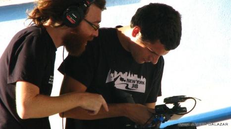 Raúl y Carlos