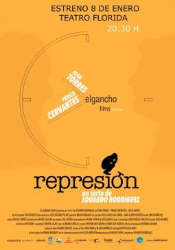 represión